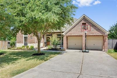 Manor Single Family Home For Sale: 11200 Terrace Meadow Way