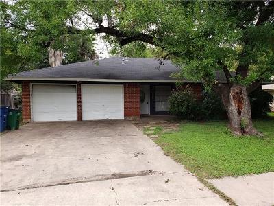 Austin Rental For Rent: 10125 Aspen St