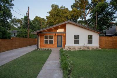 Austin Single Family Home For Sale: 53 Chalmers Ave