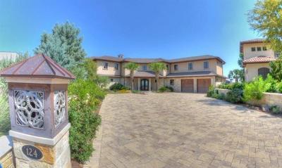 Horseshoe Bay Single Family Home For Sale: 124 Applehead Island Dr