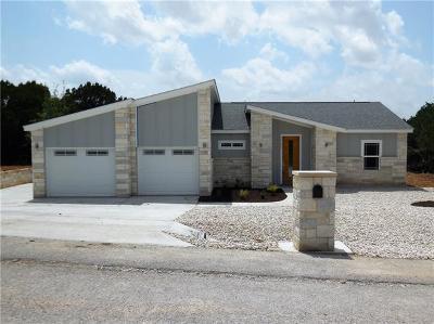 Lago Vista Single Family Home Pending - Taking Backups: 2707 Warren Cv