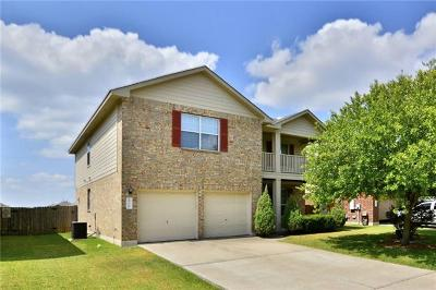 Hutto Single Family Home Pending - Taking Backups: 408 Mossy Rock Dr