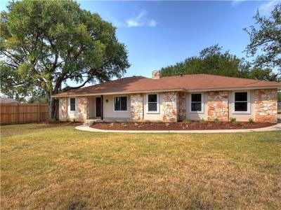 Georgetown Single Family Home For Sale: 4302 Malaga Dr