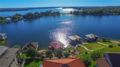 Burnet County Single Family Home For Sale: 1544 Hilltop Dr