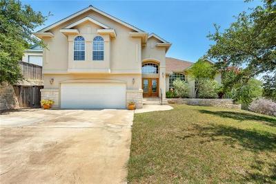 Lago Vista Single Family Home For Sale: 21735 Sierra Trl