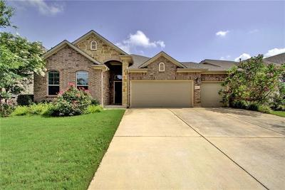 Pflugerville Single Family Home Pending - Taking Backups: 18009 Crimson Apple Way