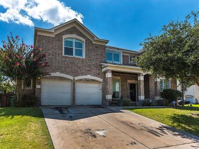 Pflugerville Single Family Home For Sale: 17008 Brewer Blackbird Dr