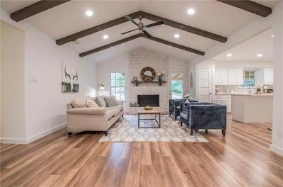 Austin Single Family Home For Sale: 8600 Oak Ledge Dr