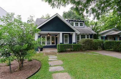 Austin Single Family Home For Sale: 2305 E 8th St
