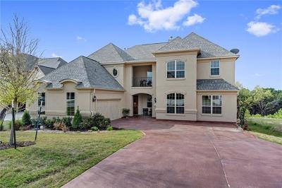 Austin Single Family Home For Sale: 15223 Cabrillo Way