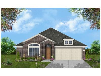 Leander Single Family Home Pending: 908 Isaias Dr