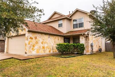 Hays County, Travis County, Williamson County Single Family Home Pending - Taking Backups: 12201 Prairie Glen Ct