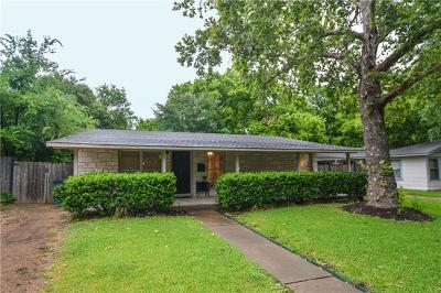 Austin TX Single Family Home For Sale: $474,500
