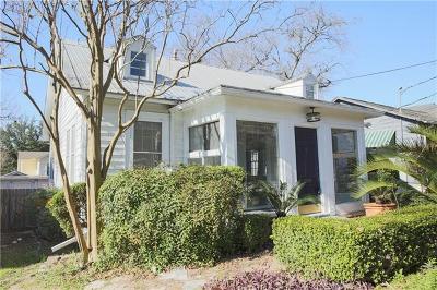Austin Single Family Home For Sale: 1704 Hartford Rd