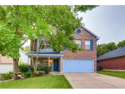 Travis County, Williamson County Single Family Home For Sale: 2019 Harvest Moon Dr