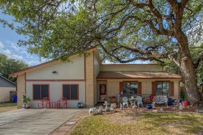 Cedar Park Single Family Home For Sale: 105 S Kings Canyon Dr