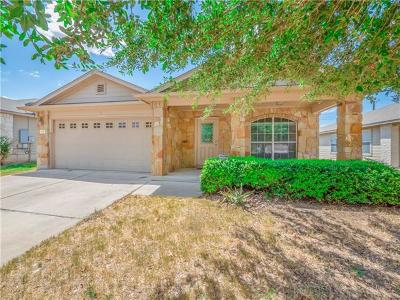 Hutto Single Family Home For Sale: 330 Altamont St