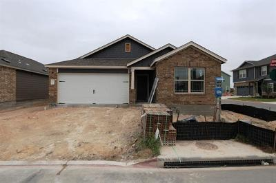 Kyle Single Family Home For Sale: 1376 Harwell Loop