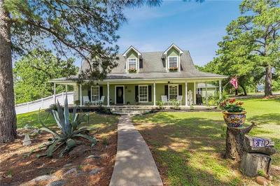 Bastrop Single Family Home Pending - Taking Backups: 372 Akaloa Dr