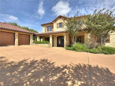Spanish Oaks Single Family Home Active Contingent: 4612 Spanish Oaks Club Blvd