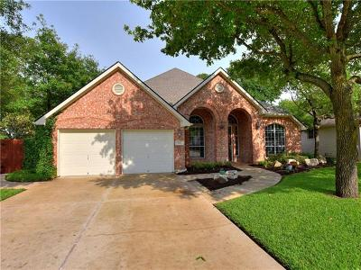 Round Rock Single Family Home Pending - Taking Backups: 1742 West End Pl
