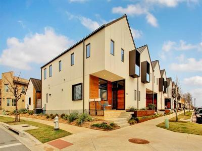 Austin Condo/Townhouse For Sale: 3800 Tilley St
