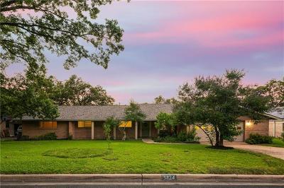 Austin Single Family Home For Sale: 5824 Trailridge Dr