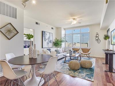 Austin Condo/Townhouse For Sale: 54 Rainey St #809