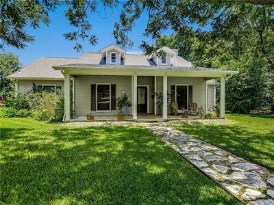 Austin Single Family Home Pending - Taking Backups: 2108 Prather Ln