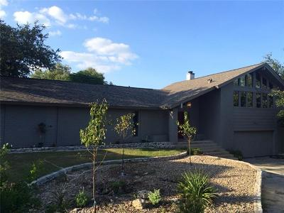 Austin, Lakeway Single Family Home For Sale: 103 Triton Ct