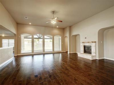 Pflugerville Single Family Home For Sale: 2907 Rambling Creek Ln