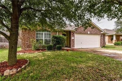 Georgetown Single Family Home For Sale: 7729 Little Deer Trl