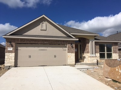 Round Rock Single Family Home For Sale: 1218 Chad Dr