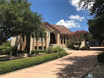 Austin Single Family Home For Sale: 5 Cliffbrook Ct