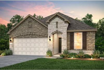 Hutto Single Family Home For Sale: 108 Cyril Dr