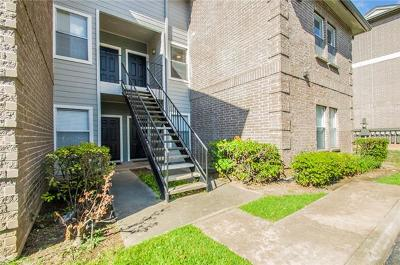 Austin Condo/Townhouse Pending - Taking Backups: 12166 Metric Blvd #278