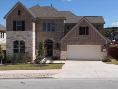 Austin Single Family Home For Sale: 17804 Flowing Brook Dr