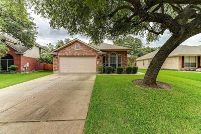 Cedar Park Single Family Home For Sale: 2300 Clover Ridge Dr