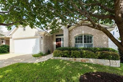 Round Rock Single Family Home Pending - Taking Backups: 3105 Aquila Ct