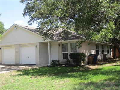 Austin Condo/Townhouse For Sale: 13352 Water Oak Ln #B