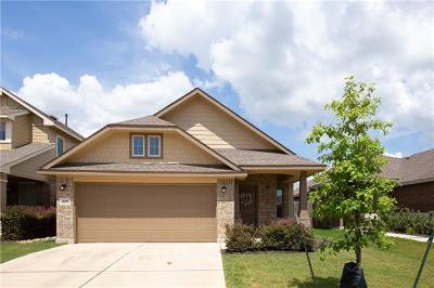 San Marcos Single Family Home For Sale: 109 Fort Griffin Dr