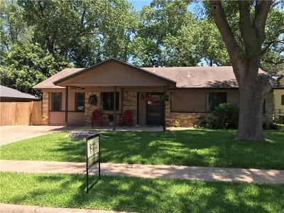 Austin Single Family Home For Sale: 6001 Leisure Run Rd