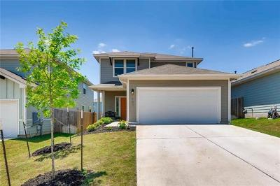 Buda Single Family Home For Sale: 467 Twisted Oaks Ln