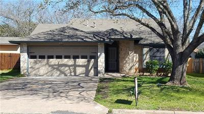 Cedar Park Rental For Rent: 3102 Birch Dr