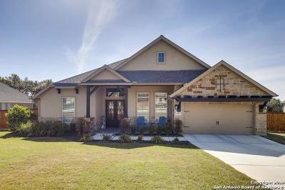New Braunfels Single Family Home For Sale: 883 Hampton Oaks