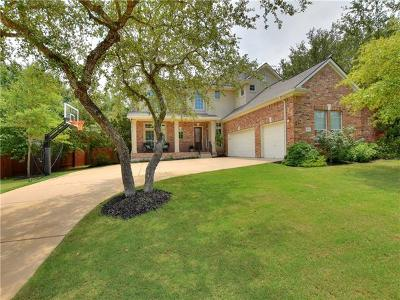Single Family Home For Sale: 12613 Capitol Saddlery Trl