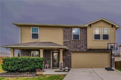 Hutto Single Family Home Pending - Taking Backups: 122 Leona River Trl