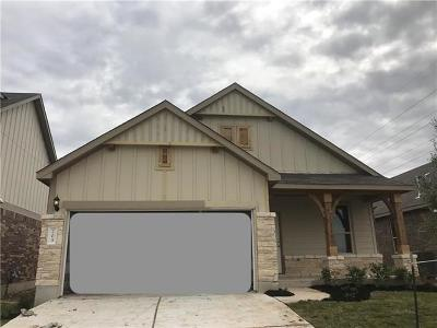 Hutto Rental For Rent: 203 Eli Whitney Way
