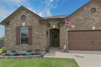 Bastrop Single Family Home For Sale: 104 Tyrah Ln