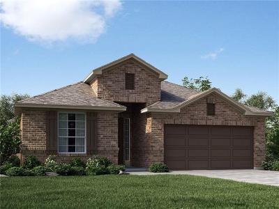 Leander Single Family Home For Sale: 1604 Dubiel Dr